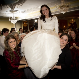 The Wedding of Racheli and  Dovi