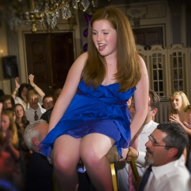 The Bat Mitzvah of Gabrielle R