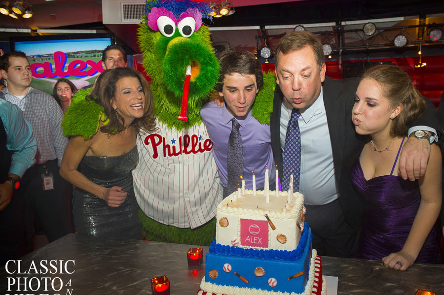 Philadelphia Bar Mitzvah at Citizen's Bank Park – Phila Philly